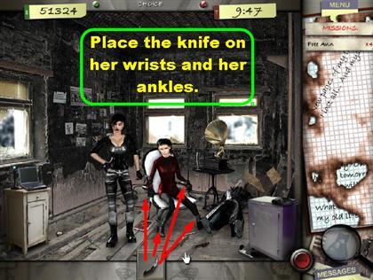 Lost in the City Game Captura de pantalla 207