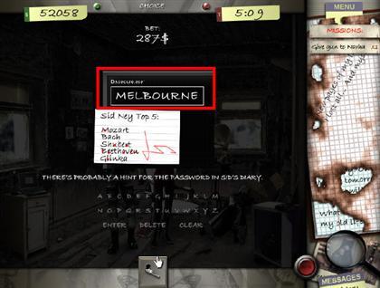 Lost in the City Game Captura de pantalla 210