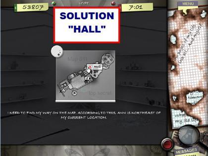 Lost in the City Game Captura de pantalla 216
