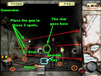 Lost in the City Game Captura de pantalla 217