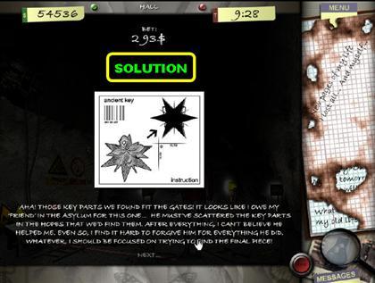 Lost in the City Game Captura de pantalla 218