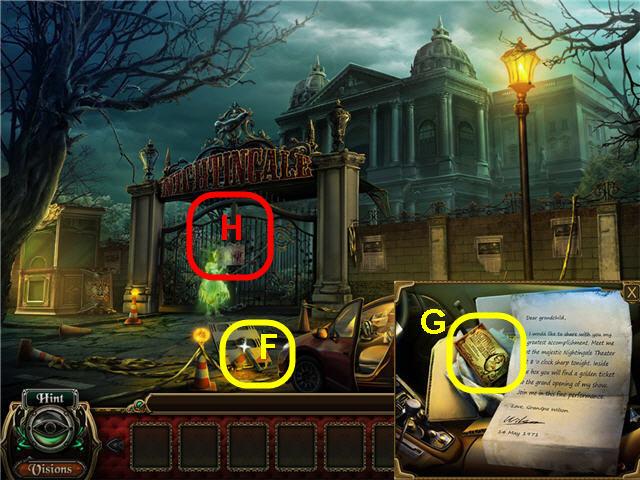 Macabre Mysteries: La maldición del Nightingale