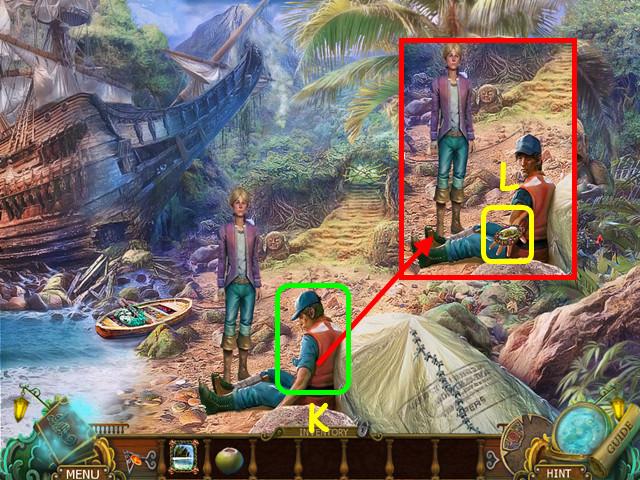Profezie Maya: Cursed Isola