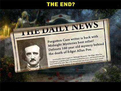 The Edgar Allan Poe Conspiracy