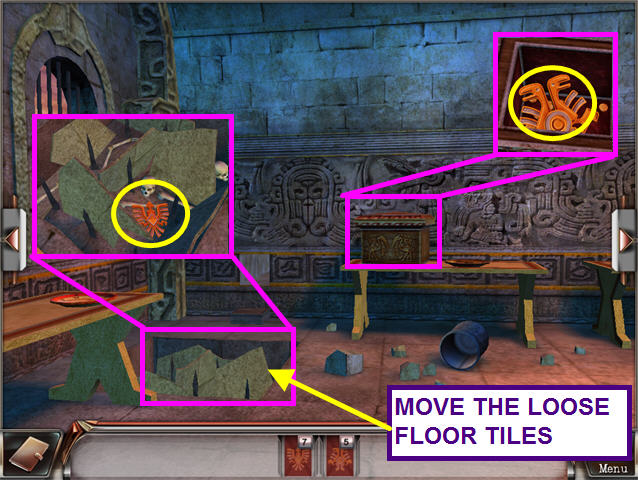 Millennium Secrets: La maldición esmeralda