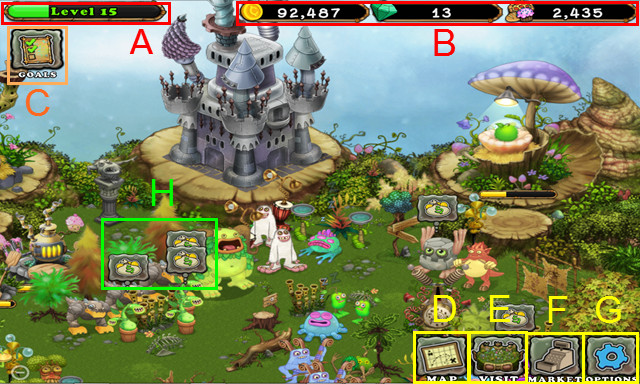 My Singing Monsters F2P