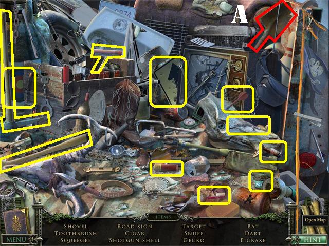 Mystery Case Files: 13 Skull