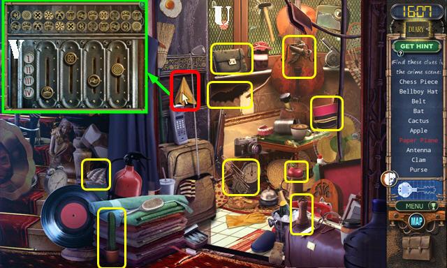 Mystery Case Files: Rewind Walkthrough , Guide, & Tips | Big