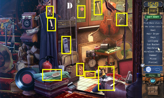 Mystery Case Files: Rewind