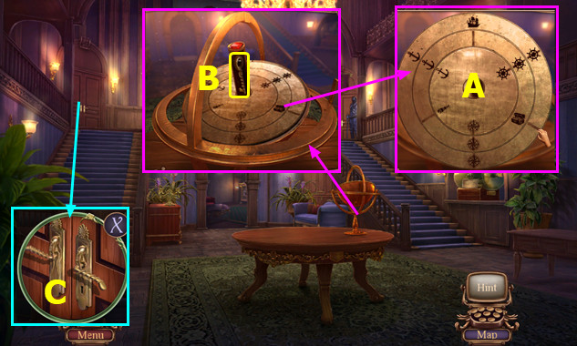 Mystery Case Files: Black Crown