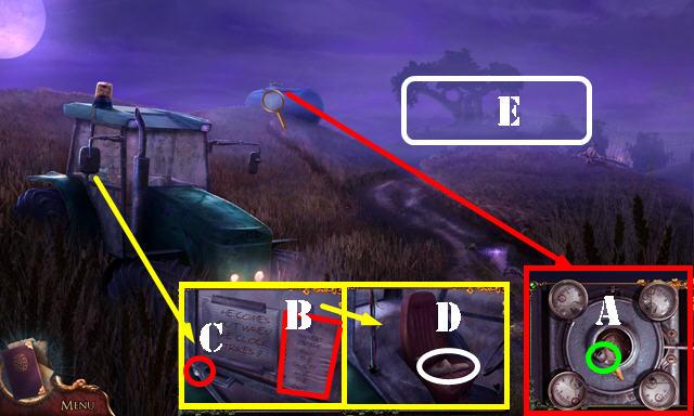 Mystery Case Files: The Revenant's Hunt