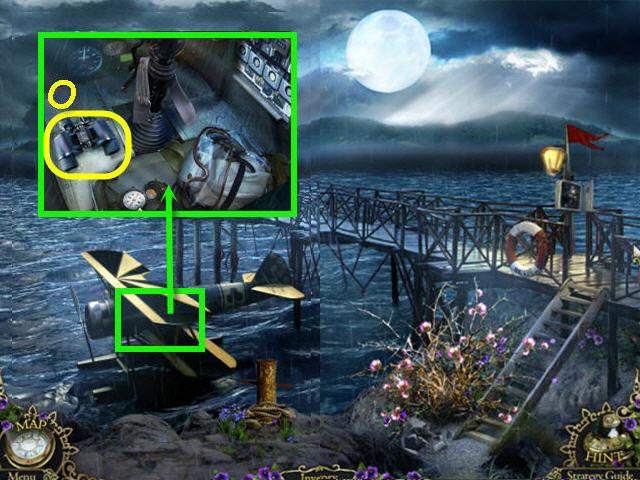 Mystery Trackers: Negro Isla