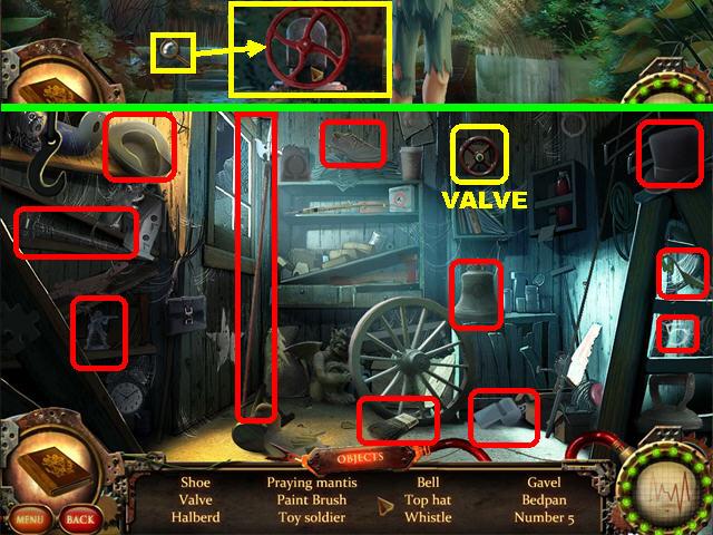Nightfall Mysteries: Conspiración en el manicomio