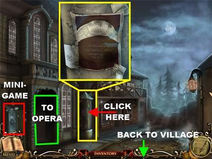 Nightfall Mysteries: La Maldición de la Ópera