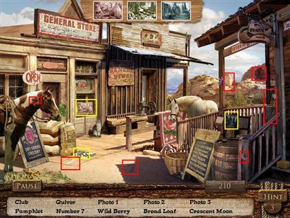 Wild West Adventure Rangy Lil
