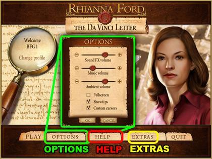 Rhianna Ford y la Carta DaVinci