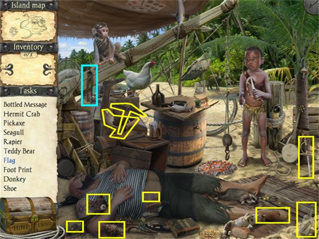 Robinson Crusoe ei pirati maledetti