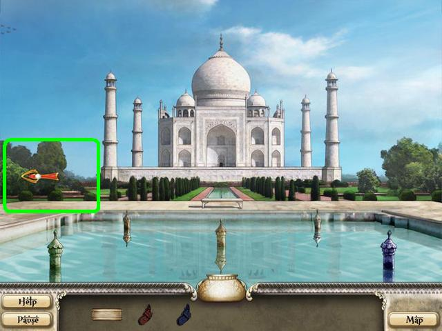 Romancing the Seven Wonders: Taj Mahal