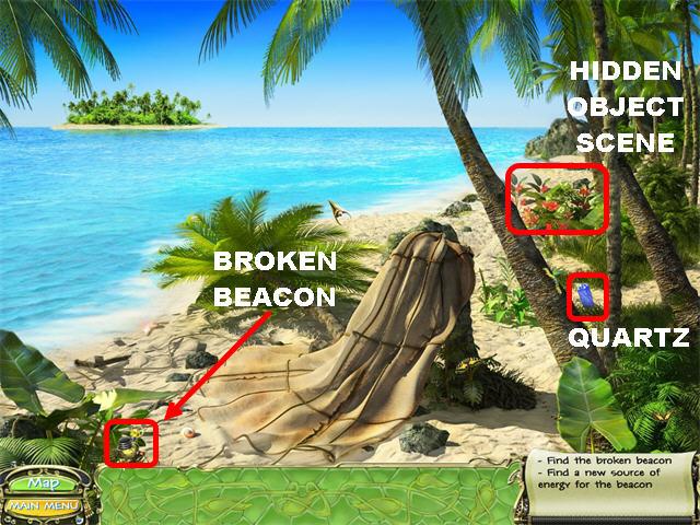 Missione segreta: L'Isola Forgotten