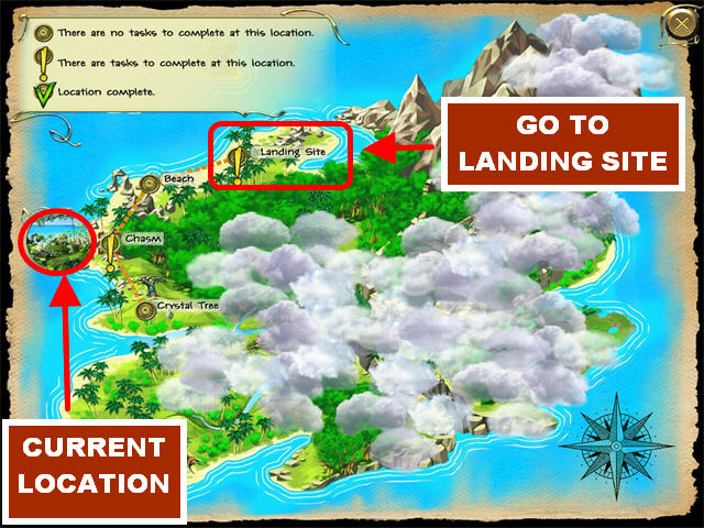 Misión Secreta: La Isla Perdida