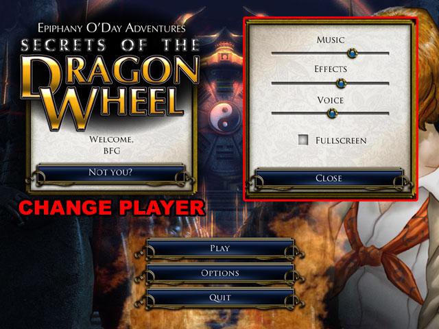 Secretos de la Rueda del Dragón