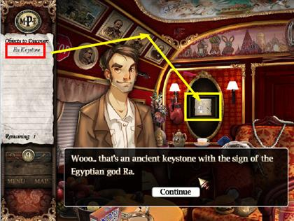Serpent of Isis Game Screenshot 11