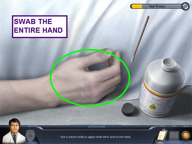 Richiesta speciale Dettaglio: la mano che nutre