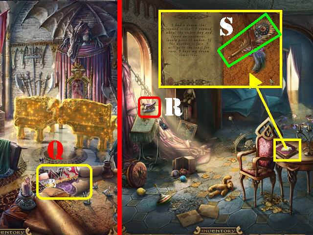 Spirits of Mystery: Ambra Fanciulla