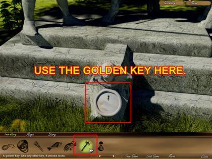 The Legend of Crystal Valley Walkthrough Screenshot