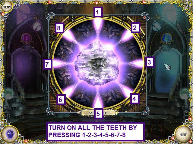 El misterio del cristal del portal: Más allá del horizonte