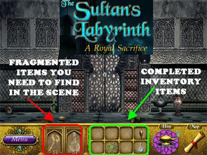 Sultan's Labyrinth: A Royal Sacrifice