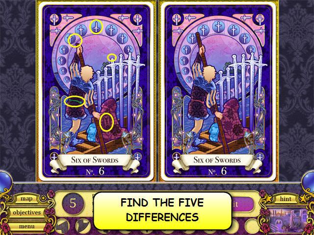 The Tarot's Misfortune