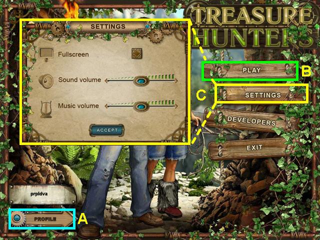 Cazadores de tesoros