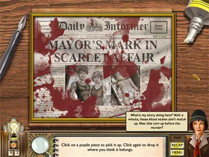 Valerie Porter Scarlet Scandal