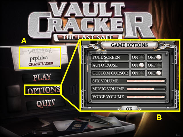 Vault Cracker: The Safe Ultima