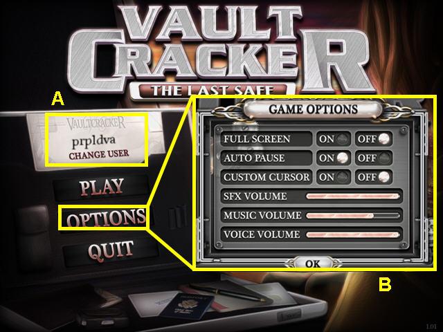 Vault Cracker: The Safe Ultima