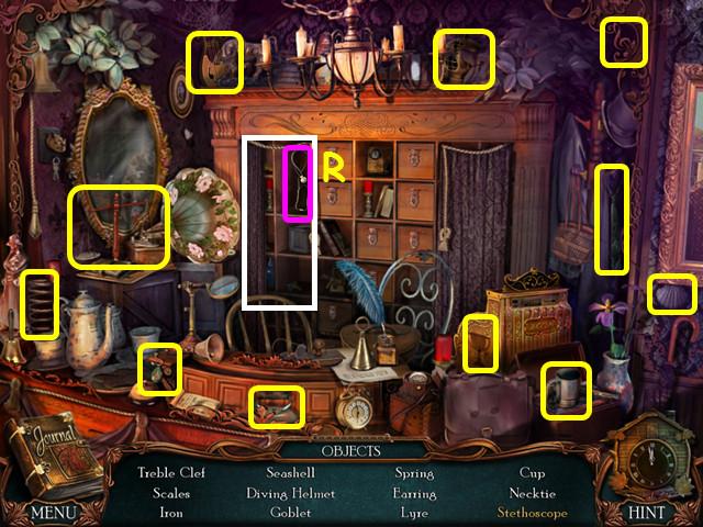Victorian Mysteries: La Camera Gialla