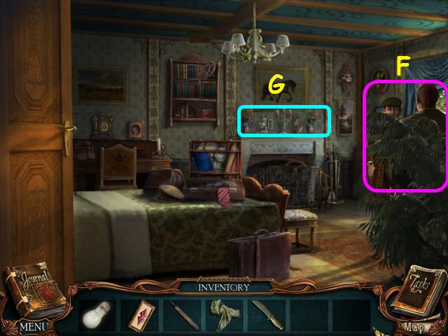 Victorian Mysteries: La habitación amarilla