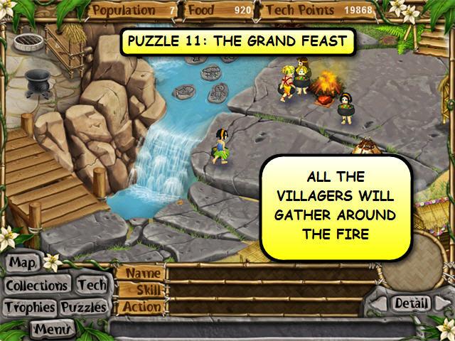 virtual villagers 4 walkthrough fishing