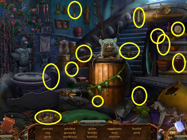 Cronache Voodoo: il primo segno