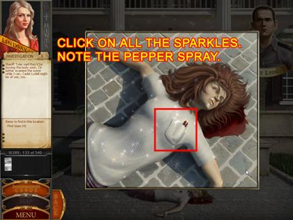 Women's Murder Club 2 Game Screenshot 34