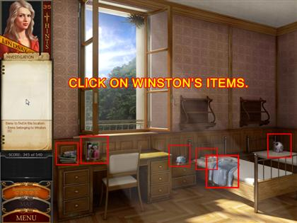 Women's Murder Club 2 Game Screenshot 63