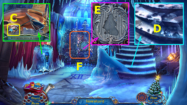 Yuletide Legends: Frozen Hearts