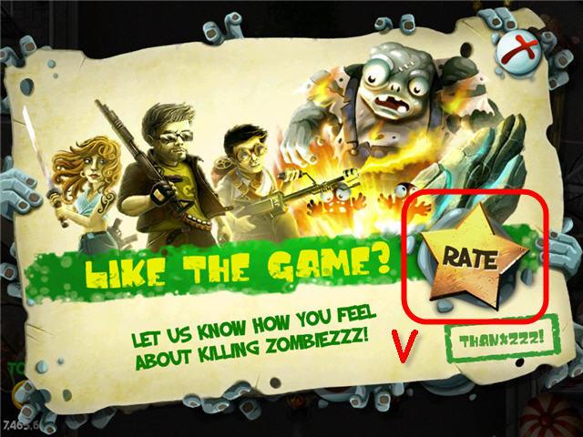 Zombie! Zombie! Zombie!