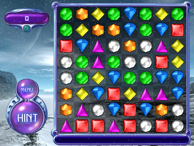 Bejeweled 2 xmas Cheat Code
