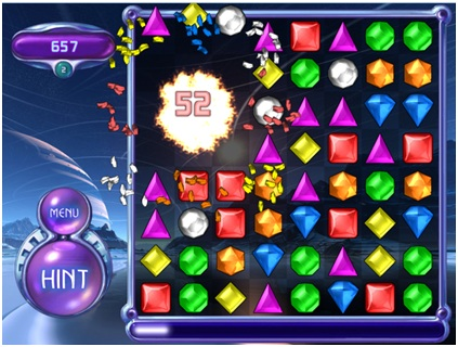 Bejeweled 2 Power Gems