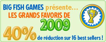 Les Grands Favoris de 2009