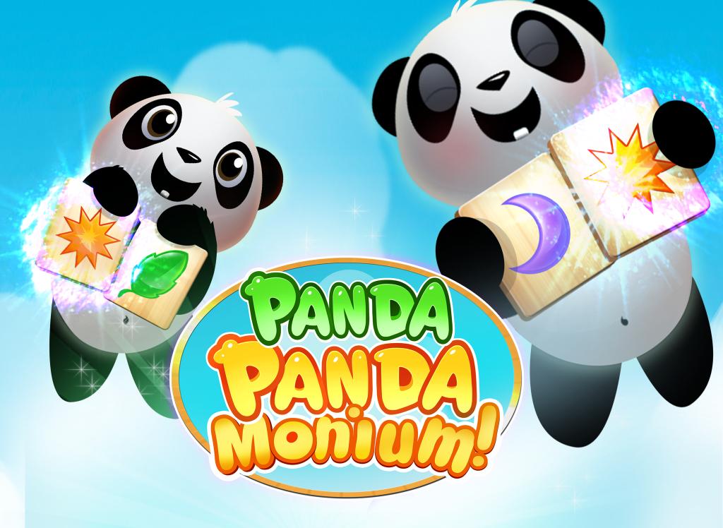 Possierlich, putzig, pandastisch! Panda PandaMonium jetzt für iPad & iPhone!