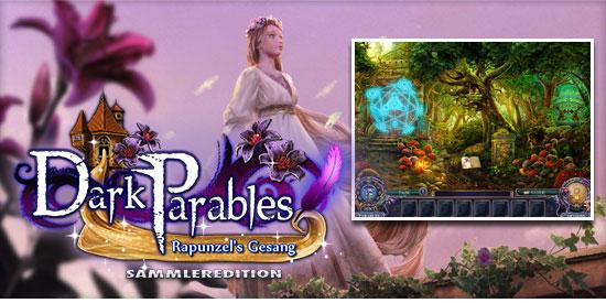"""Das nächste Abenteuer der """"Dark Parables""""-Serie: """"Rapunzel's Gesang"""" – ein klassisches Märchen mit überraschender Wendung"""