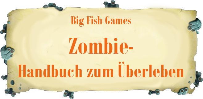 Zombie-Handbuch zum Überleben